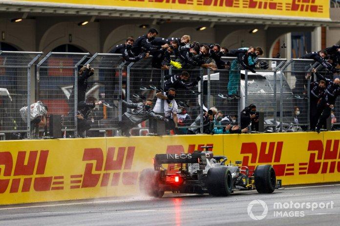 Lewis Hamilton, GP turk 2020