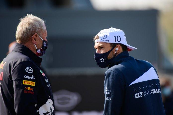 Helmut Marco, Red Bull Racing, Pierre Gasly, AlphaTauri