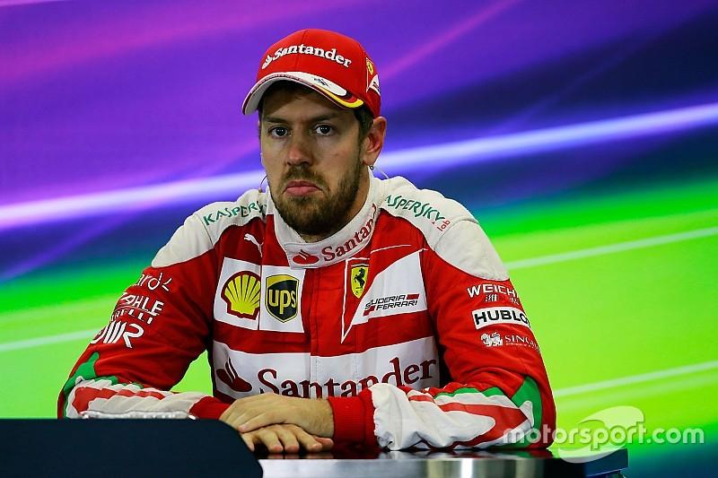 La FIA indaga sullo sfogo via radio di Vettel contro Whiting