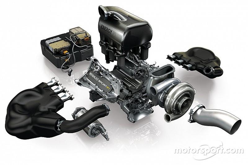 La Renault introdurrà un motore completamente nuovo nel 2017