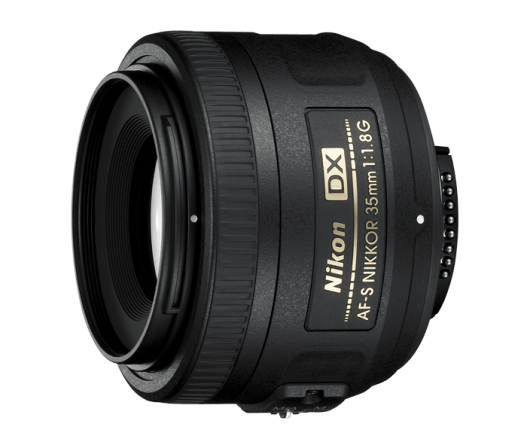 Photo of AF-S DX NIKKOR 35mm f/1.8G