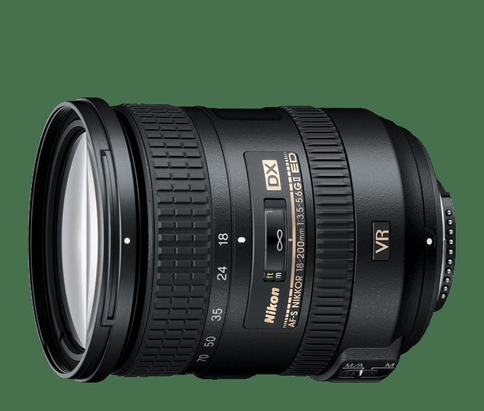 Photo of AF-S DX NIKKOR 18-200mm f/3.5-5.6G ED VR II