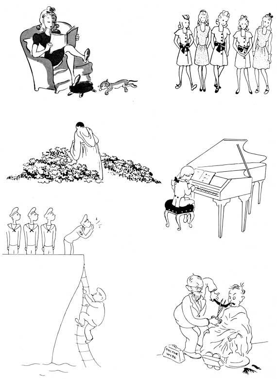 Cartoon Practice