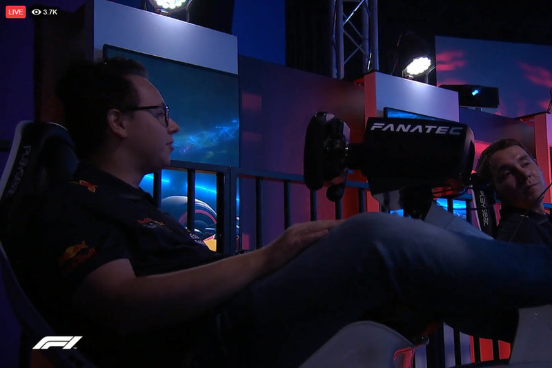 Round 2 of the Formula 1 Esports Pro Series  Mercedes drivers sweep controversial second F1 Esports event round 2 of the formula 1 espor 1
