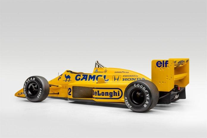 Lotus 99T-Honda