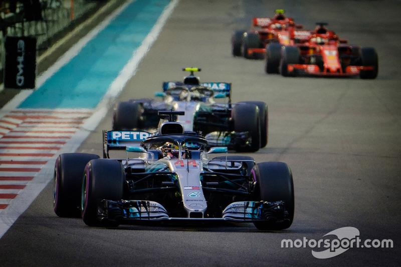 Mercedes-AMG Petronas Motorsport  F1 2019 driver and team line-ups lewis hamilton mercedes amg f 1