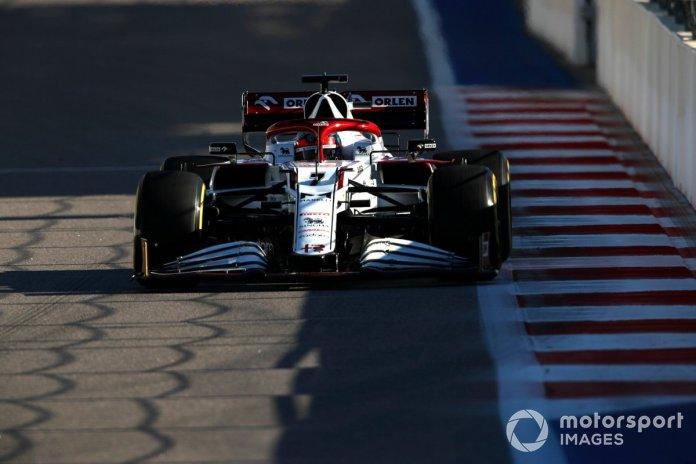 Now 41, Raikkonen is F1's elder statesman