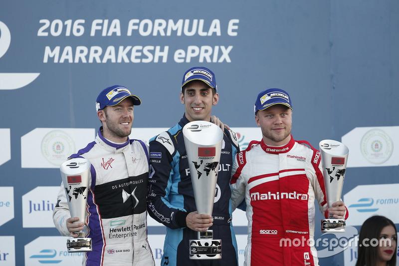 Výsledok vyhľadávania obrázkov pre dopyt 2016 marrakesh eprix podium