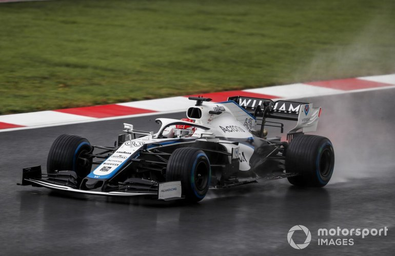 P20 George Russell, Williams FW43