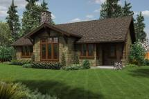 Beach House Plan With 3 Bedrooms And 2.5 Baths - 4272
