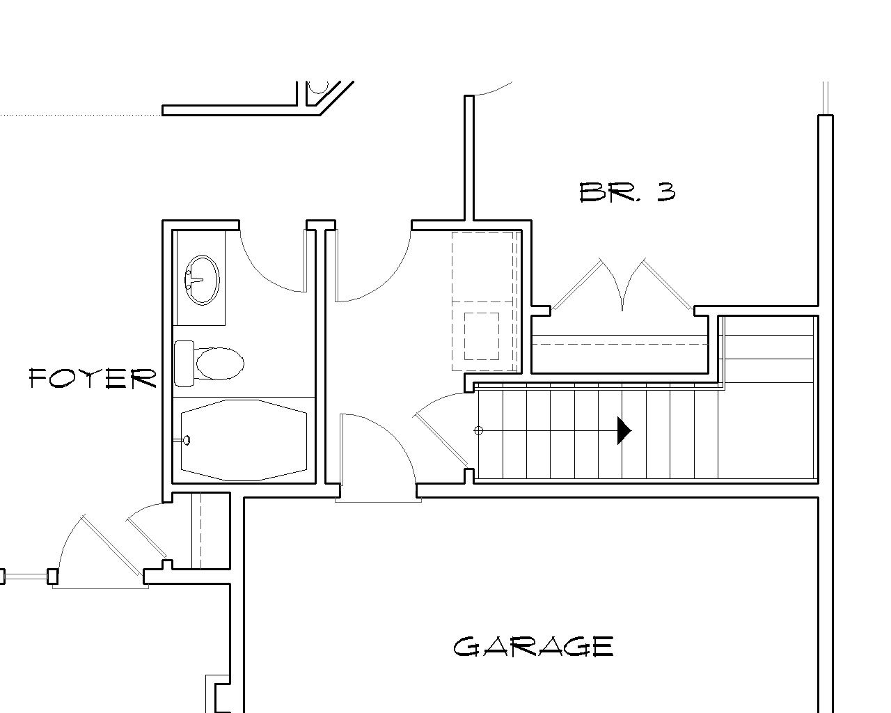 Floor Plan For Stage