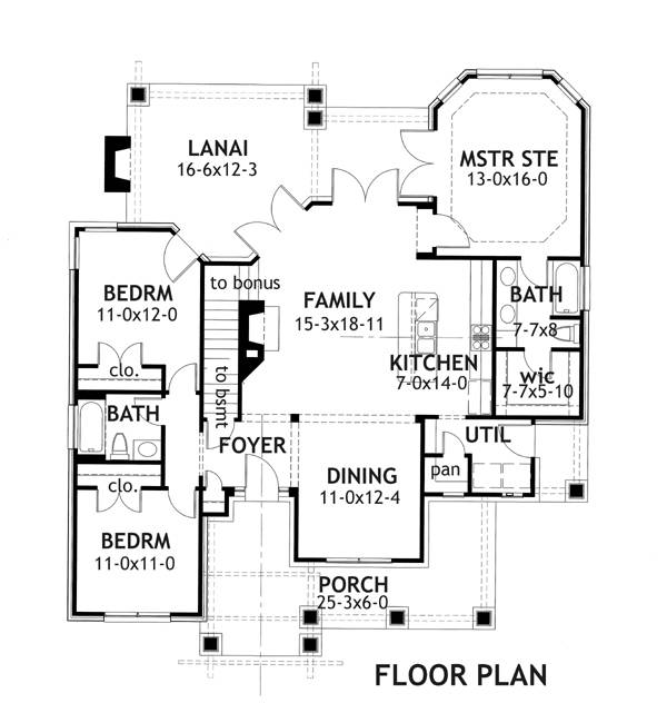 copyright architectural drawings and diagram hpm 2 gang switch wiring craftsman house plan with 3 bedrooms 2.5 baths - 2259