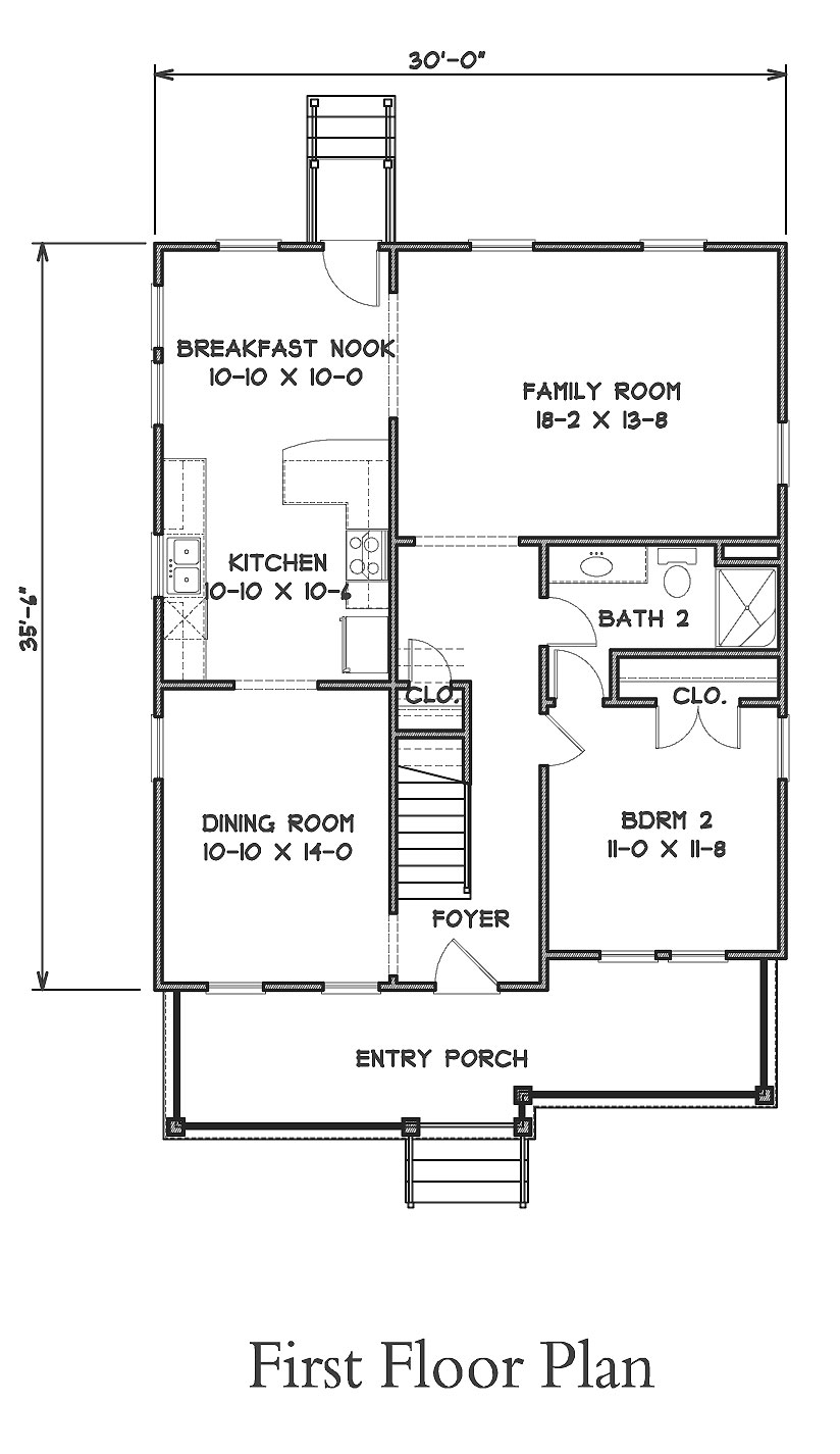 Cottage House Plan with 4 Bedrooms and 35 Baths  Plan 9302