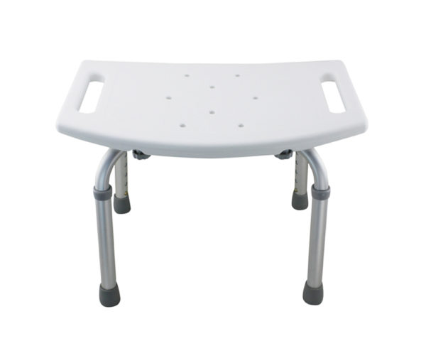 grey bathroom safety shower tub bench chair salon for sale tool free legs adjustable matte type a0232a
