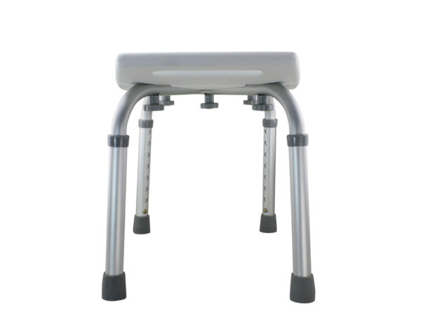 grey bathroom safety shower tub bench chair used church chairs for sale tool free legs adjustable matte type a0232a side