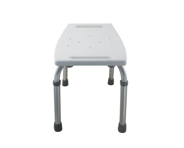 grey bathroom safety shower tub bench chair wheel in pune tool free legs adjustable matte type a0232a side