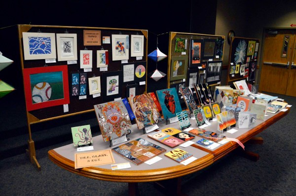 Junior High Art Show