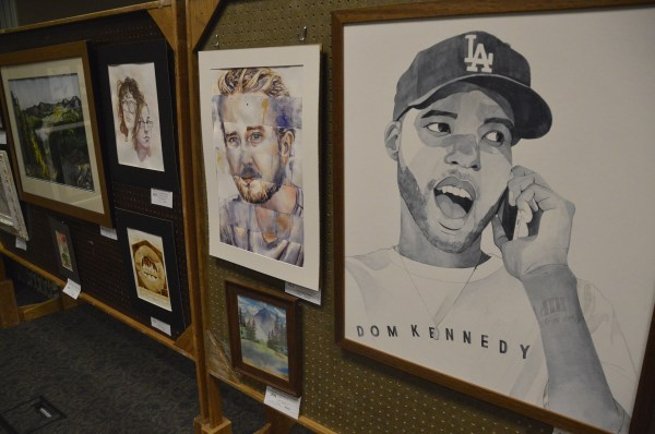 Jr And Hs Art Shows