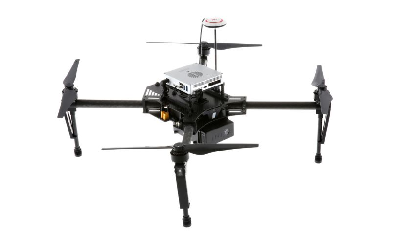 DJI And Canonical Release Ubuntu Powered, Drone Mounted