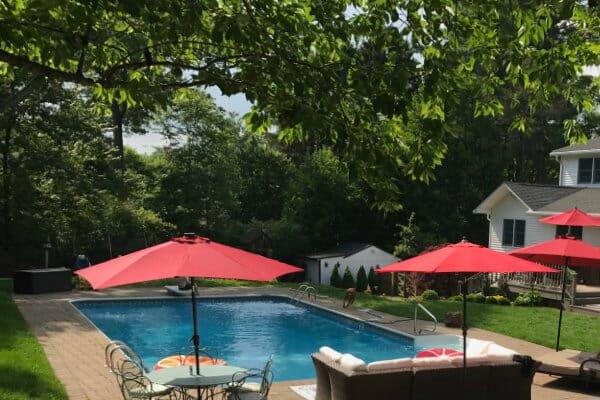 PoolKosten  Pool im Garten vorausschauend planen mit Spadeluxe