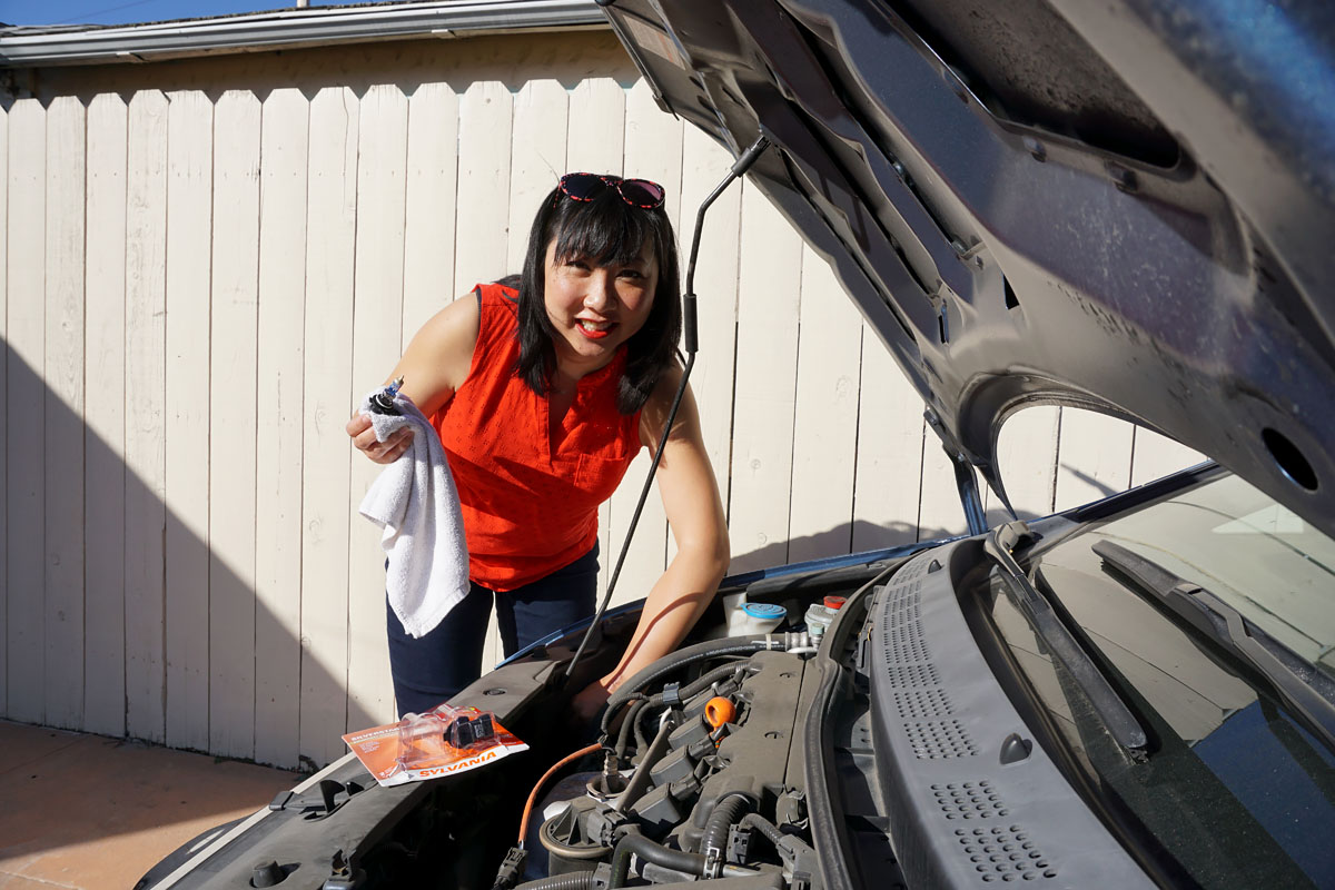 Basic Car Maintenance Every Woman Should Pay Attention To