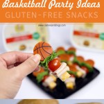 Easy College Basketball Snack Ideas Gluten Free Sloppy Joes Skewers