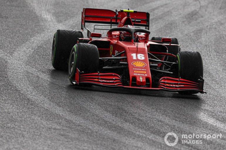 P12 Charles Leclerc, Ferrari SF1000