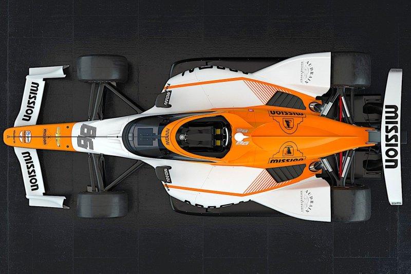 Juan Pablo Montoya, Arrow McLaren SP-Chevrolet