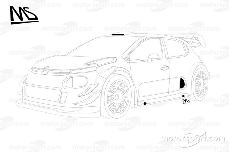 Tech analysis: Dissecting the new breed of WRC car, Part 1