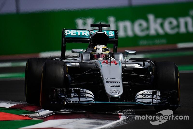 La Mercedes ha rischiato con la sospensione di Hamilton in Messico