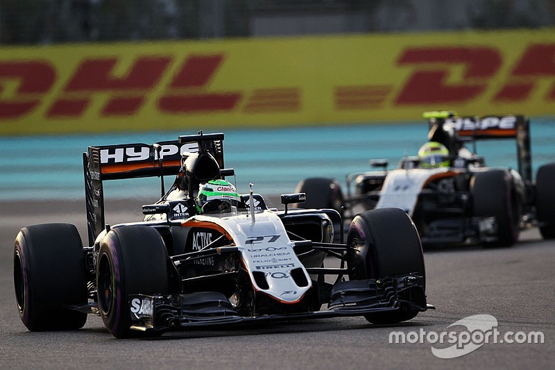 Force India, è l'anno record: 4° posto nel Costruttori e Williams annichilita!