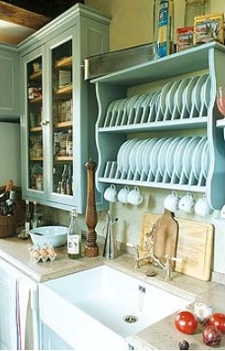 Country Kitchens For Your Country Home; Decorating Ideas Design And
