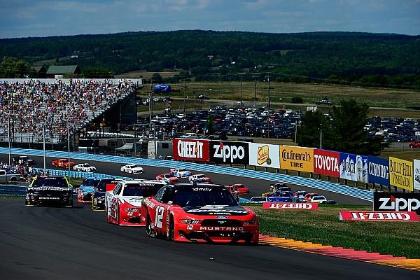 Watkins Glen - LIVE NASCAR XFINITY Racing