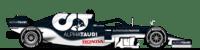 AlphaTauri-Honda AT02