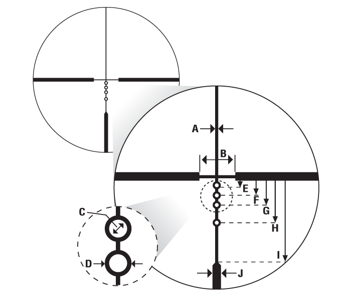 Related Keywords & Suggestions for nikon prostaff bdc reticle