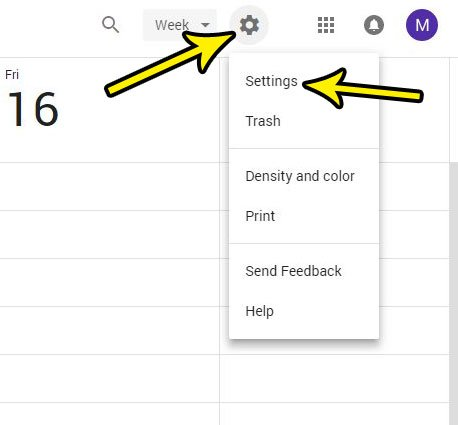 How to Switch to a 24 Hour Clock in Google Calendar