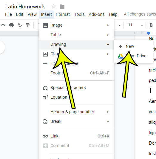 How to Insert a Text Box in Google Docs - Live2Tech