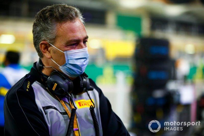Mario Isola, 2020 Sakhir GP