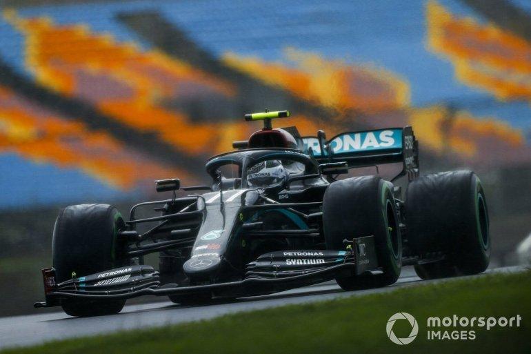 P9 Valtteri Bottas, Mercedes F1 W11