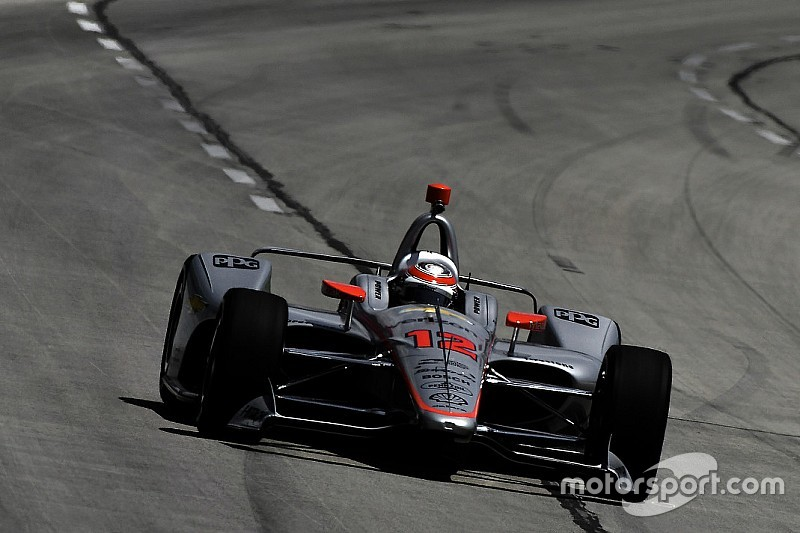 Power grabs 53rd pole position, matches Foyt indycar texas 2018 will power