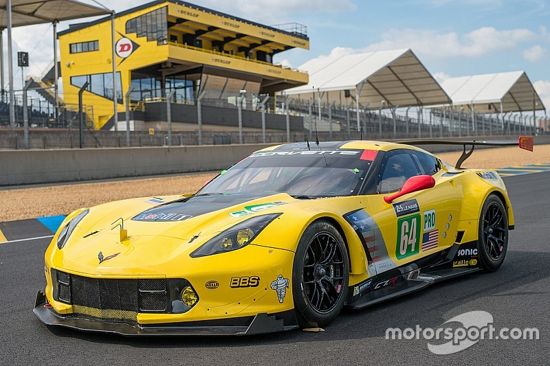 Corvette Racing at Le Mans All about preparation