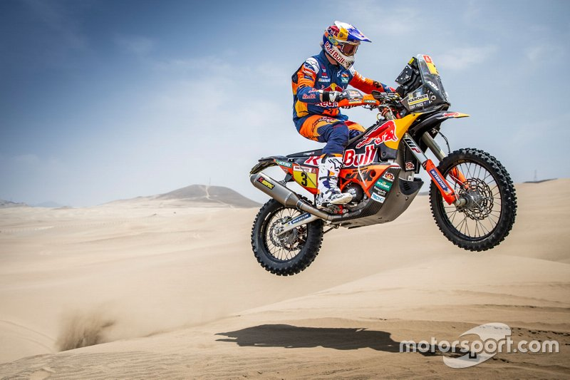 #3 Red Bull KTM Factory Racing KTM: Toby Price  Ten things to watch for in the 2019 Dakar Rally 3 red bull ktm factory racing  1