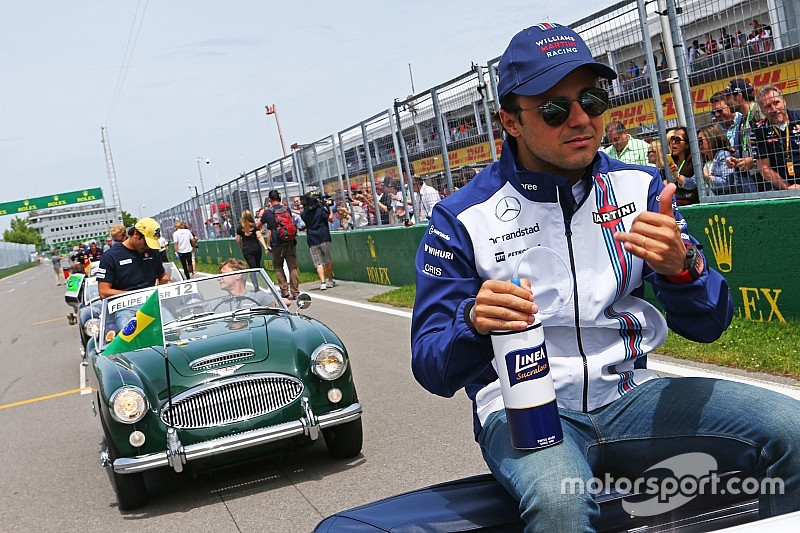 Massa - La prolongation chez Williams est proche
