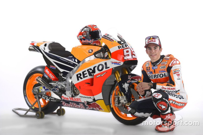 Marc Marquez Profile - Bio, News, Photos & Videos