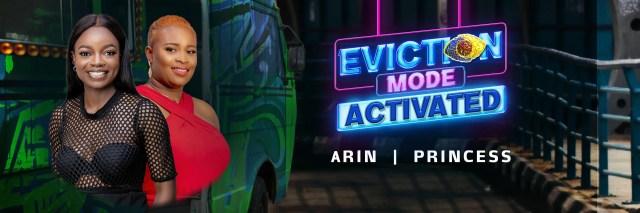 Live Show: Princess and Arin Evicted! – BBNaija