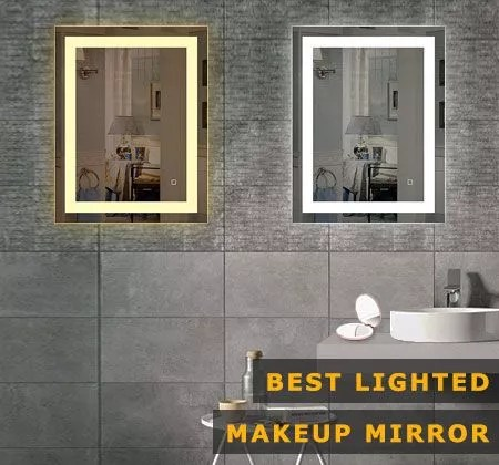 The 5 Best Lighted Makeup Mirrors Of 2021 Instraight