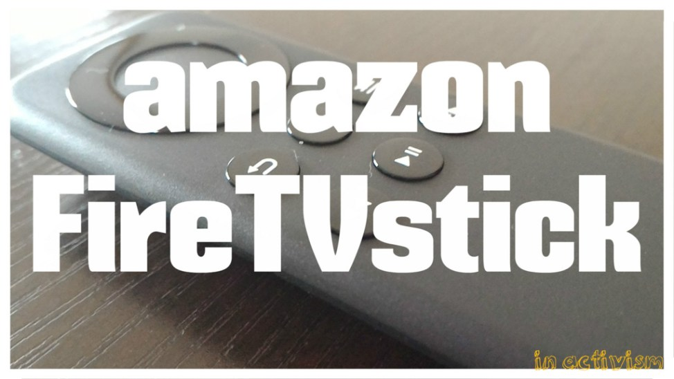 絶対買い!Amazon「fire TV stick」設定方法と使用レビュー・感想