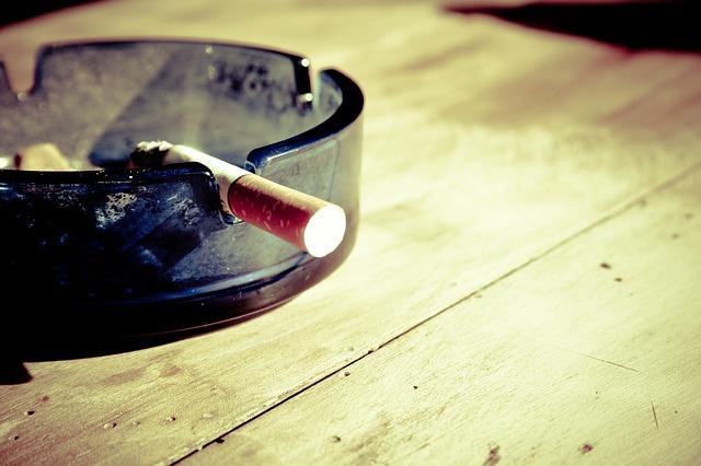 全撤廃とは絶対にならないたばこ
