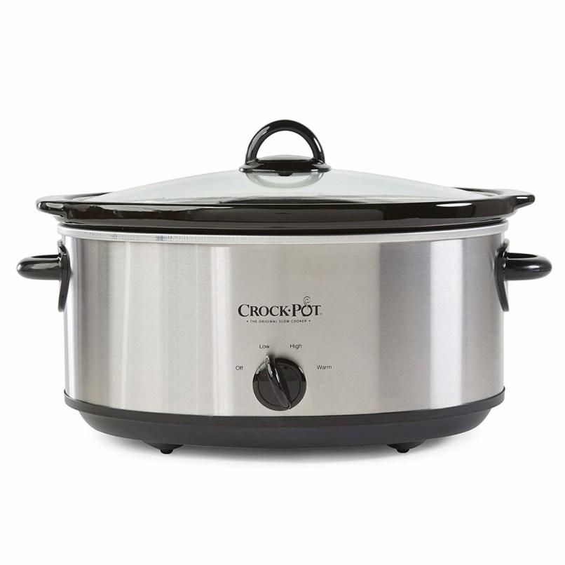 7 Quart Crock Pot Cook And Carry