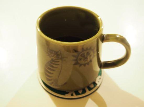 E-P5で撮ったコーヒーカップ